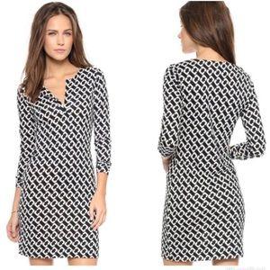 DVF Jersey Dress